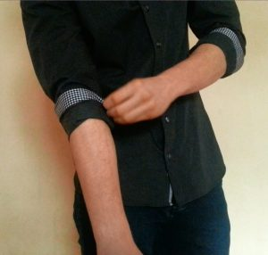 How to roll up shirt sleeves - The Master Roll Step 4